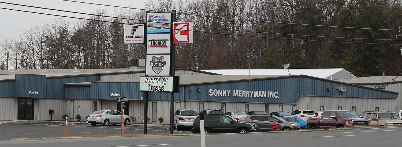Sonny Merryman Inc. Central Virginia Location in Evington, Virginia
