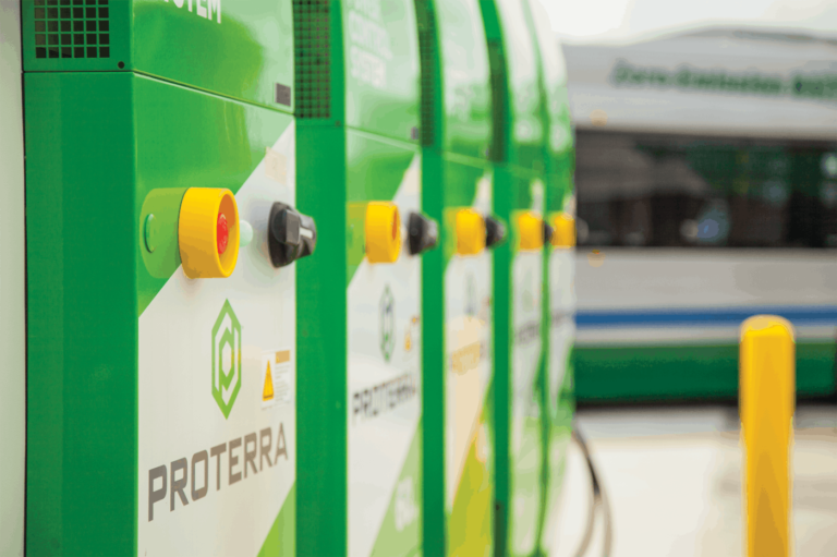 Proterra Charging Stations
