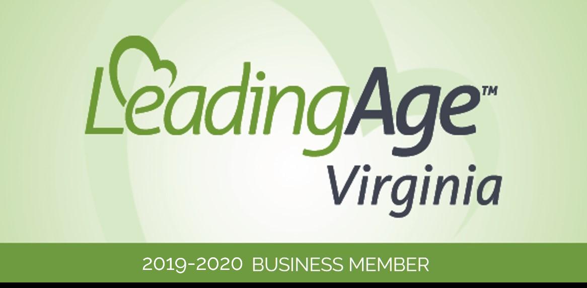 LeadingAge 2019-20 Membership Badge