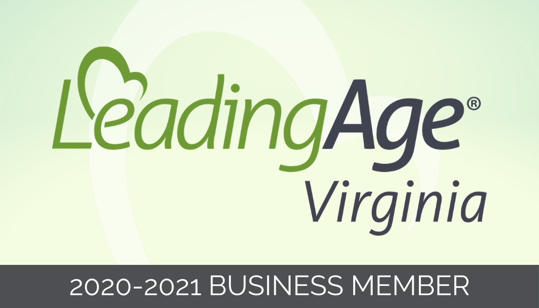 LeadingAge Membership Badge for 2020-21