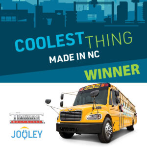 Jouley, the coolest thing made in NC