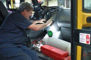 Prince George Installs Webasto Air Filtration System on School Buses